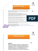 Present Ac i on Servicio Social