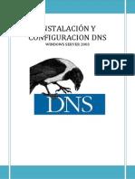 Instalacion Configuracion DNS