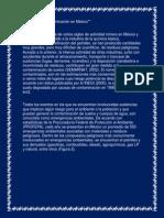 Actividad 15 Individual pagina 82 Fuentes de contaminación en México