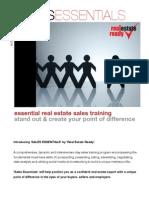 Sales EssentialsTraining