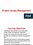 LO 3A Scope Management