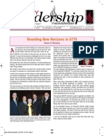 METNY Leadership Newsletter