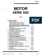 Mitsubishi+Gdi+Serie+4g6