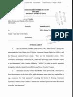 USA v Dennis Christ Kevin Christ Complaint