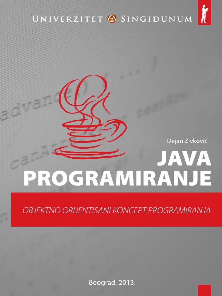 US - Java Programiranje