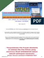 Download Perpustakaan File Konstruksi Proyek Di www.fileKonstruksi.com
