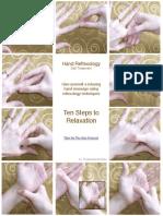 Hand Reflexology Pictorial