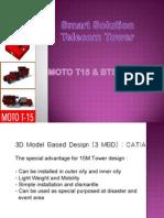 Presentasi Moto t15 & Sap Bts