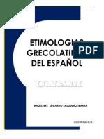 etimologia-EJERCICIOS