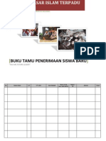 Buku Tamu Psb