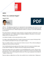 What's in a national slogan_ _ Opinion _ The Malay Mail Online