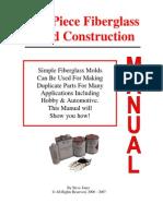 Fiberglass Mold Manual