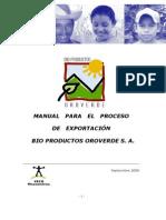 Exportar Pasoa Paso Hecho en Costa Rica