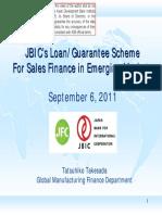 2011.09.6.Cpp.day1.Sess1.2.Takesada.jbic.Loan.guarantee.scheme