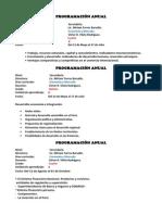 CONTENIDOS ECONOMÍA Y MERCADO 4 Y 5 SEC.