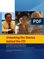 Interview With CTI Champions