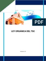 Ley Organica Del Tsc