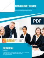 Proposal Sistem Management Online