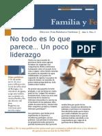 PROYECCIÓN SOCIAL INFORMA 002- 2014