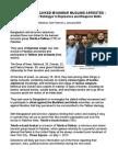 THREE TALIBAN LINKED MYANMAR MUSLIMS ARRESTED
