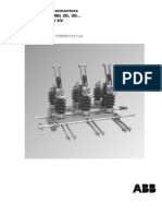 Disconnector ABB