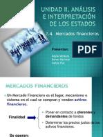 Expo Mercados Financieros