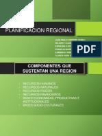 Planificacion Regional 1