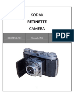 Kodak Retinette 017 Manual