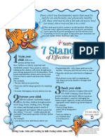 7 Standards of Effective Parenting