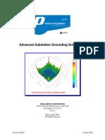 Advanced Substation Ground Grid Design