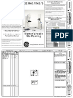 GEHC Site Planning Final Drawing Diamond System PDF