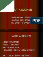 Akut Abdomen pp
