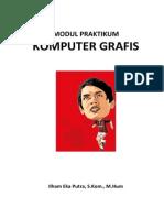 180268399 Modul Komputer Grafis Prak PDF