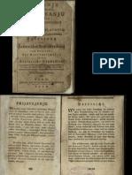 Uputjenje k' Slavonskomu Pravopisanju (1779)