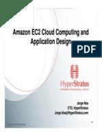 Amazon EC2 Application Design