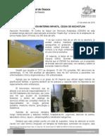 21 de enero de 2014_BRINDA ATENCIÓN MATERNO INFANTIL, CESSA DE NOCHIXTLÁN