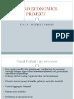 Fiscal Deficit Presentation Group 4