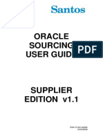 Oracle Sourcing User Guide Supplier Edition v1.0