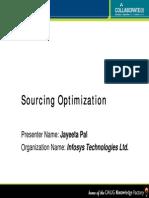 Oaug Sourcing Optimize