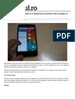 Aplicatii Pe Telefonul Android