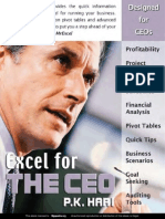 Excel for the Ceo
