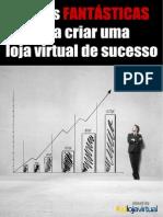 eBook 8dicas Loja Virtual Sucesso