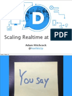 Scaling Realtime at DISQUS