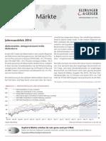 Kapital & Märkte Ausgabe Januar 2014