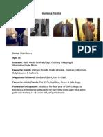 Audience Profiles.docx