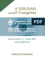 SOE-AAO Congress Industry Prospectus