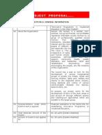project proposal vtp 4