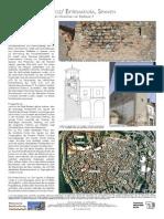 Badajoz Poster a4