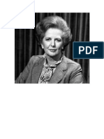Margaret Thatcher essay