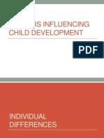 Factors Influencing Child Development (2)